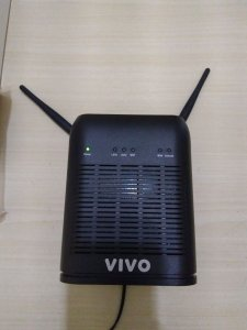 SN - ROTEADOR MINI FTTH W-M2120N BK VIVO