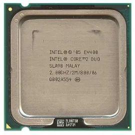 SN - PROCESSADOR 775 INTEL C2D 2.0GHZ E4400