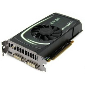 SN - PLACA VIDEO 1GB GTX 550TI DDR5 192BITS NVIDIA