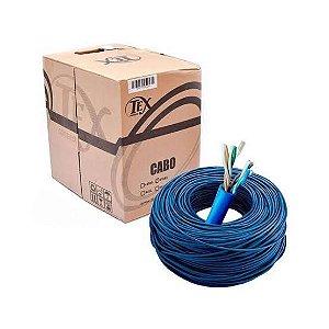 CABO REDE CAT5E TEX CONNECT CX 305M