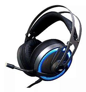 SN - FONE HEADSET GAMER P2/USB GOSHAWK C3T