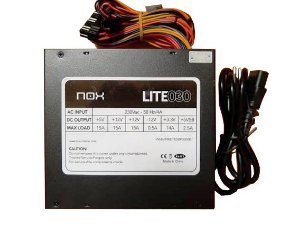 SN - FONTE 500W 220V NOX LT030 C/ CABO