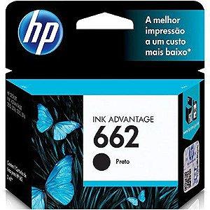 CARTUCHO 664 PRETO 2ML HP