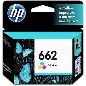 CARTUCHO 664 TRICOLOR 2ML HP - P