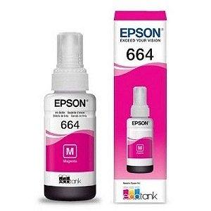 TINTA  EPSON 664 70ML MAGENTA - P