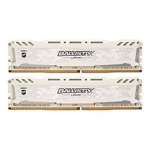 MEMORIA DDR4 2X8GB 2666 CRUCIAL BALLISTIX GAMING B