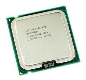 SN - PROCESSADOR 775 INTEL CELERON 2.0 GHZ 430