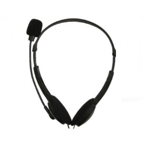 FONE C/ MICROFONE STEREO HEADPHONE