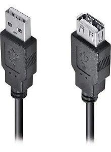 EXTENSÃO USB 1.8M - P