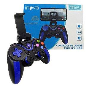 CONTROLE BLUETOOTH CON-8418 INOVA
