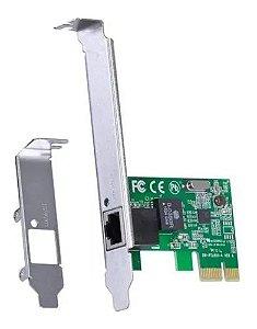 SN - PLACA REDE PCI-E 1000M