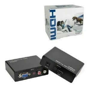 CONVERSOR VGA X HDMI KNUP