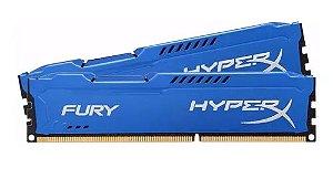 MEMORIA DDR3 8GB 1600MHZ HYPER X FURY KINGSTON