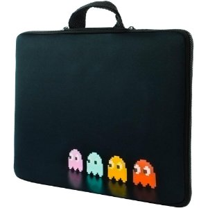 "CASE NOTEBOOK 15.6"" NEOPRENE PAC MAN RELIZA"