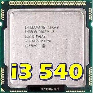 SN - PROCESSADOR 1156 CORE I3-540