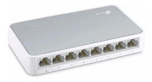 SN - SWITCH 8P TP LINK 10/100 SF1008