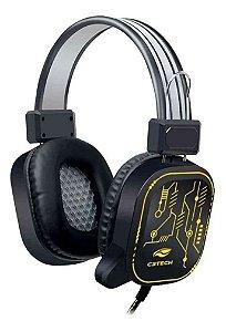 FONE HEADSET GAMER USB CRANE II C3T