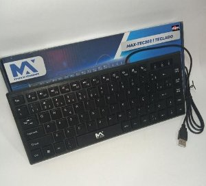 TECLADO USB MINI MAX MIDIA