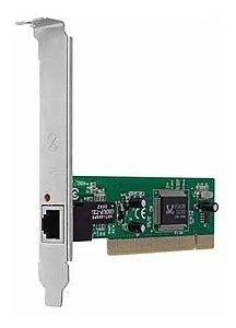 SN - PLACA REDE PCI-E /100 INTELBRAS