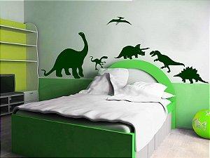 Adesivo de parede - Dinossauros