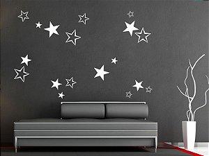 Adesivo de parede - Estrelas