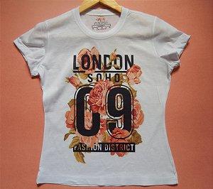 T-shirt Estampada London