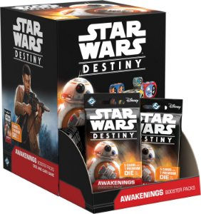 Star Wars Destiny - Caixa de Booster - Despertares