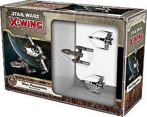 Mais Procurados - Expansão, Star Wars X-Wing