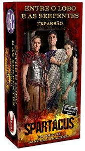 Spartacus – Entre O Lobo e As Serpentes - Expansão