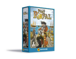 Port Royal + PROMO + BRINDE