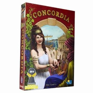 Pré-Venda - Concordia