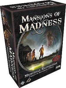 Memórias Reprimidas, Expansão Mansions of Madness