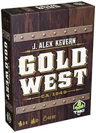 Pré-Venda - Gold West