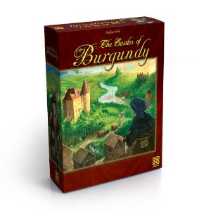 Pré-Venda - The Castles of Burgundy