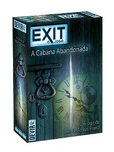 Pré-Venda - Exit - A Cabana Abandonada