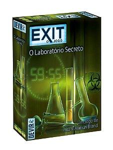 Pré-Venda - Exit - O Laboratório Secreto