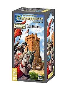 Pré-Venda - Carcassonne - A Torre (2ª Edição)