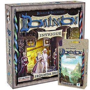 Pré-Venda - Dominion Intrigue (2ª Edição) + Update Pack