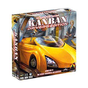 [PRÉ-VENDA] Kanban - Driver Edition