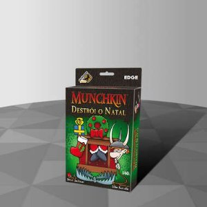 Munchkin Destroi o Natal - Expansão