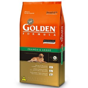 Golden Frango & Arroz Cães Adultos 3kg