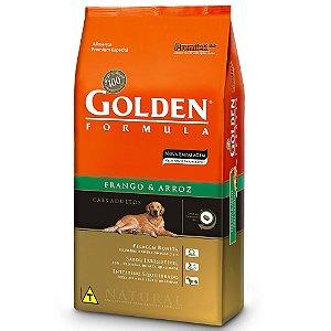 Golden Frango & Arroz Cães Adultos 15kg