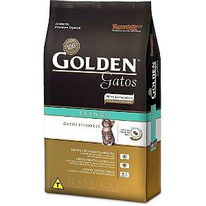 Golden Gatos Filhotes Frango 1kg
