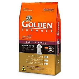 Golden Carne & Arroz Mini Bits 1kg