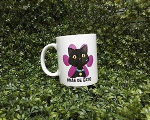 Caneca Mãe de Gato