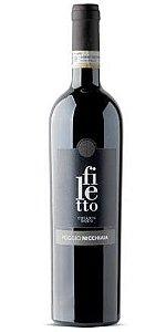 Vinho FILETTO Chianti DOCG (Poggio Nicchiaia – Toscana) - 750 mL