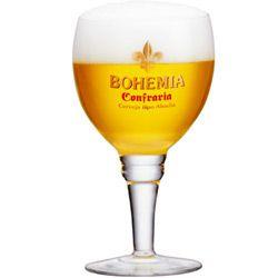 Taça p/ Cerveja Bohemia Confraria 430 ML
