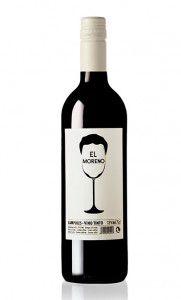 Vinho Campules El Wine Moreno