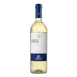 Vinho Branco Vermentino Di Sardegna DOC(Sella & Mosca) 750ml