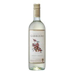 Vinho Gabbiano Pinot Grigio IGT  750ml